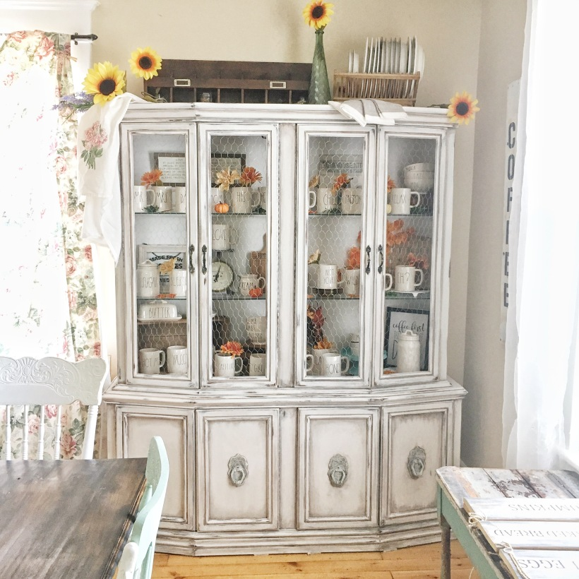 China Cabinet Completed