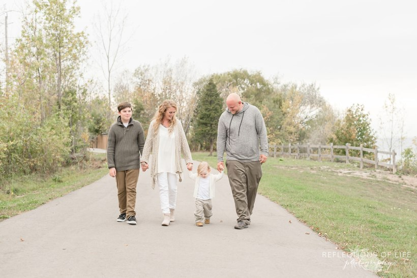 Fall Family Photo Session | Reflections of Life Photography