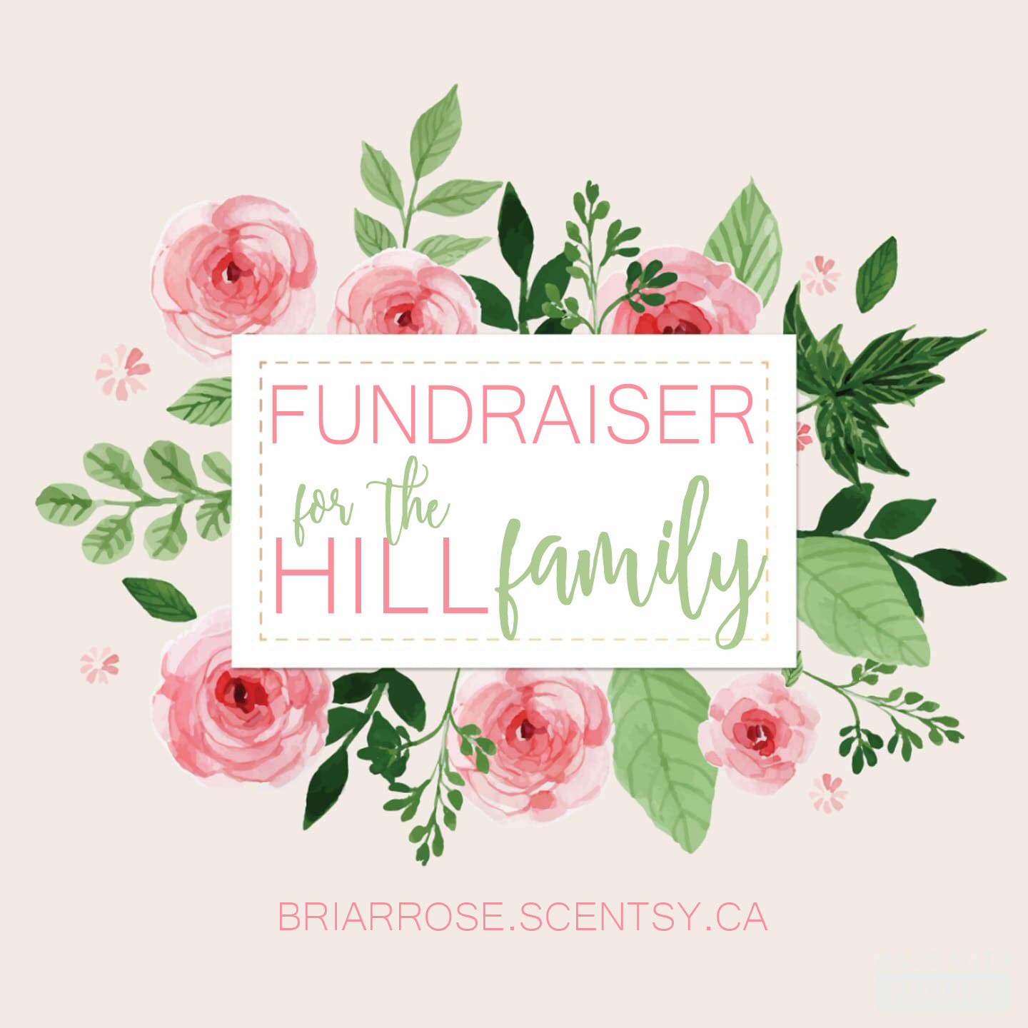 Fundraiser for the Hill family